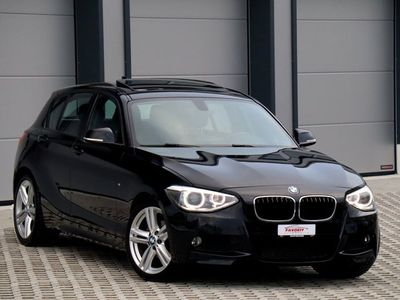 gebraucht BMW 120 1er d M-Sportpaket Steptronic (Limousine)