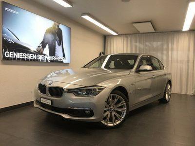 gebraucht BMW 330e Luxury Line