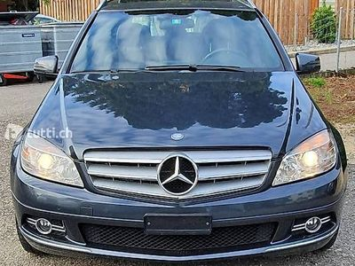 gebraucht Mercedes C350 CDI 4Matic 7G-Tronic Frisch MFK