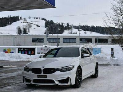 gebraucht BMW M4 Coupé Competition DKG *CH-Fahrzeug aus 1.Hand**Faceli