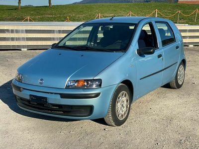 gebraucht Fiat Punto Punto 1.21.2