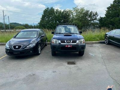 gebraucht Nissan King -/DOUBLE Double Cab 2.5 Di 4x4