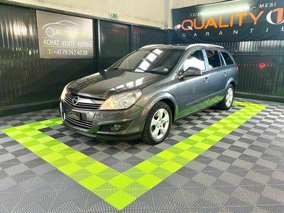 gebraucht Opel Astra Caravan 1.6i 16V Turbo Cosmo