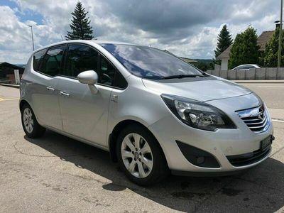 gebraucht Opel Meriva 1.7 CDTi Cosmo, 6-St.Automat sequentiell, Klima,...