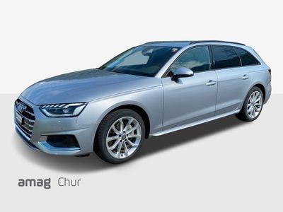 gebraucht Audi A4 Avant 40 TDI quattro S-tronic