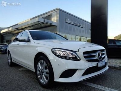 gebraucht Mercedes C200 4Matic Avantgarde