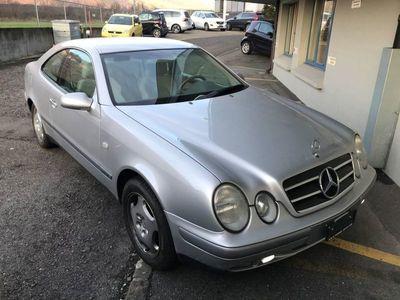 gebraucht Mercedes CLK230 K Elégance