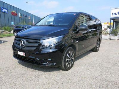 gebraucht Mercedes Vito 116 CDI Lang Select Tourer 4Matic 9G-Tron