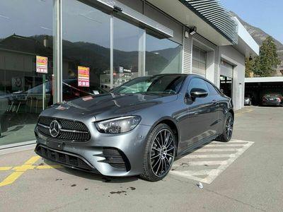 gebraucht Mercedes E200 Coupé 4M AMG Line