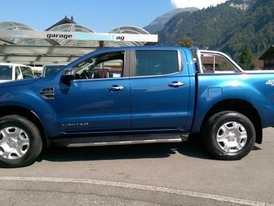 gebraucht Ford Ranger Limited 3.2 TDCi 4x4 A