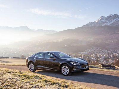 gebraucht Tesla Model S 100 Performance D