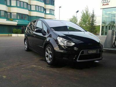 gebraucht Ford S-MAX 2.2 TDCI Diesel Titanium S