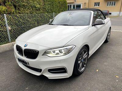 gebraucht BMW M235 2erSteptronic 30'000 Km Vollausstattung