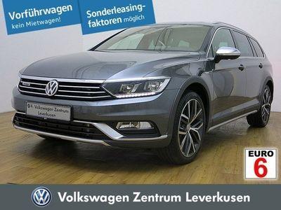 gebraucht VW Passat Alltrack 2.0 TSI 4MOTION DSG DCC NAVI LED