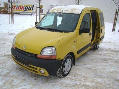 gebraucht Renault Kangoo 1 4i PRIVILEGE KLIMA AUTOMATIC ABS SERVO