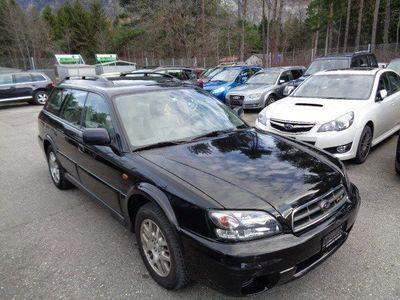 gebraucht Subaru Legacy Outback H6 3.0