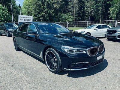gebraucht BMW 730L  D xDrive Lang Limousine 265 PS Diesel