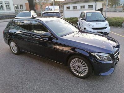 gebraucht Mercedes C250 d Avantgarde 4Matic 9G-Tronic