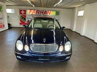 gebraucht Mercedes E500 Elégance 4Matic Automatic