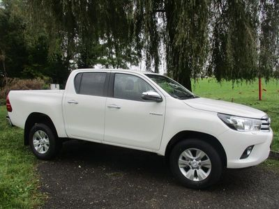 gebraucht Toyota HiLux Double Cab.-Pick-up 2.4