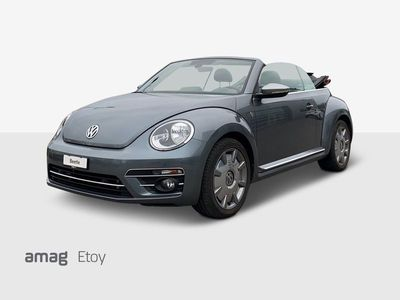 gebraucht VW Beetle Cabriolet 1.4 TSI BMT Karmann DSG