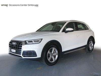 gebraucht Audi Q5 2.0 TFSI design quattro S-tronic