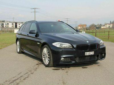 gebraucht BMW 535  d Touring Steptronic