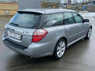 gebraucht Subaru Legacy 2.0R AWD Swiss Automatic