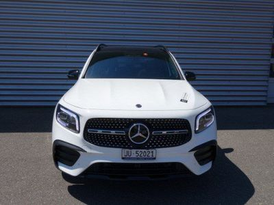 gebraucht Mercedes GLB250 GLB-KlasseAMG Line 4 MATIC