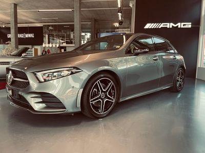 gebraucht Mercedes A220 AMG Line 7G-DCT 4Matic