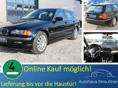 gebraucht BMW 320 i Touring Klima Scheckheftgepflegt! Top
