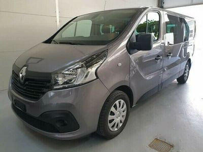 gebraucht Renault Trafic ENERGY dCi 120 Grand Passenger Intens