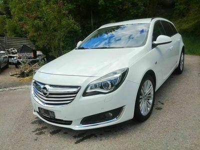 gebraucht Opel Insignia ST 2.0 CDTI Sport 4WD Aut.