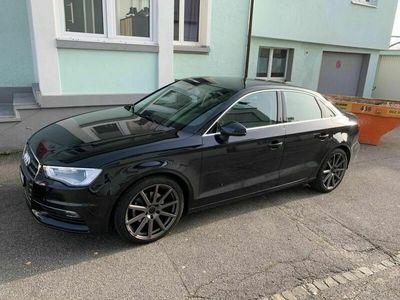 gebraucht Audi A3 Sedan 1.4 TFSI Ambition S-tronic