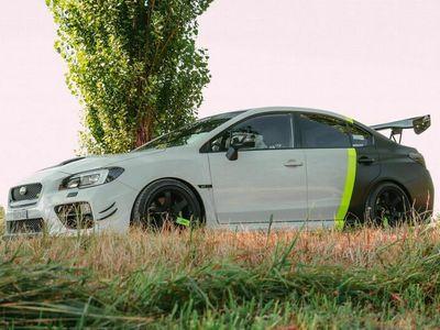 gebraucht Subaru WRX STI 2015