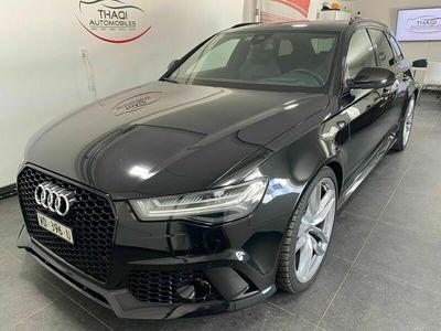 gebraucht Audi RS6 S6 / RS6 RS6 Avant 4.0 TFSI V8 performance quattro S6 / RS6Avant 4.0 TFSI V8 performance quattro