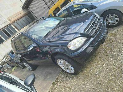 gebraucht Mercedes ML400 M-Klasse Mercedes ml 400 M-Klasse Mercedes