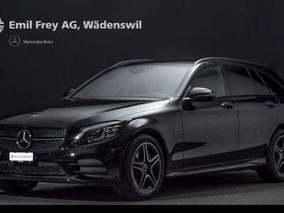 gebraucht Mercedes C300 de EQ Star AMG/Avantgarde Line T-Modell