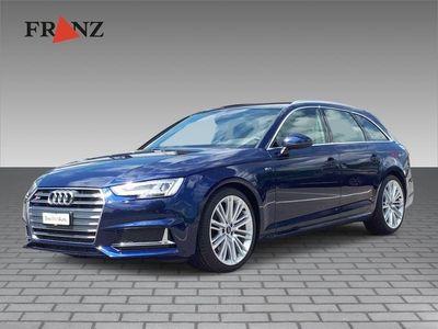 gebraucht Audi RS4 Avant 3.0 TFSI quattro tiptronic