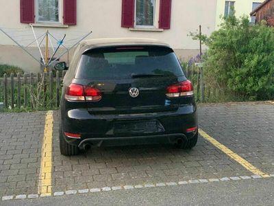 gebraucht VW Golf VI GTI