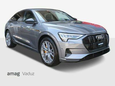 gebraucht Audi E-Tron - 50 Sportback Advanced quattro