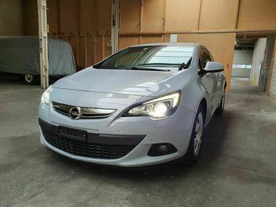 gebraucht Opel Astra GTC Astra GTC 1.61.6
