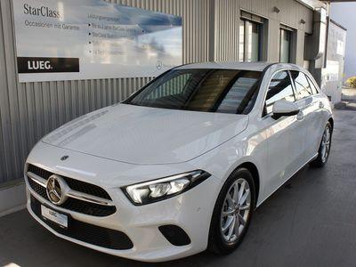 gebraucht Mercedes A180 Progressive 7G-DCT