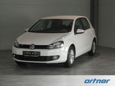 gebraucht VW Golf VI 1.6 Trendline mit Climatronic
