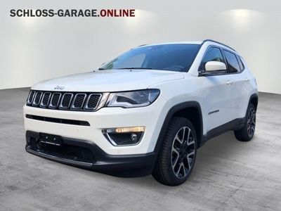 gebraucht Jeep Compass 1.4 MultiAir 170 AWD Limited