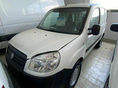 gebraucht Fiat Doblò 1.4 8V