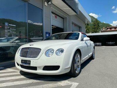 gebraucht Bentley Continental GTC 6.0