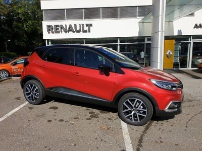 gebraucht Renault Captur Red Edition TCe150 EDC S/S PF