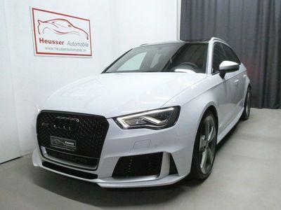 gebraucht Audi S3 / RS3 RS3 2.5 TSI quattro S-tronic - Panorama - 467 PS