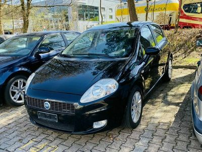 gebraucht Fiat Punto Punto 1.9JTD - Ab MFK - 07.20201.9JTD - Ab MFK - 07.2020